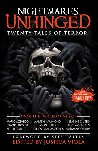Nightmares Unhinged: Twenty Tales of Terror (English Edition)
