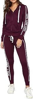 Best pink maroon sweat suit Reviews