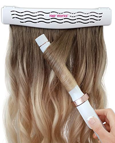 Hair Works 4 in 1 Extension for Your Thin Hair