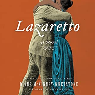 Lazaretto audiobook cover art