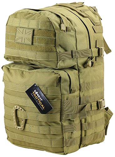 Medium Molle Assault Pack (Tan/Sand/Coyote)
