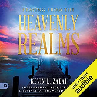 Praying from the Heavenly Realms cover art