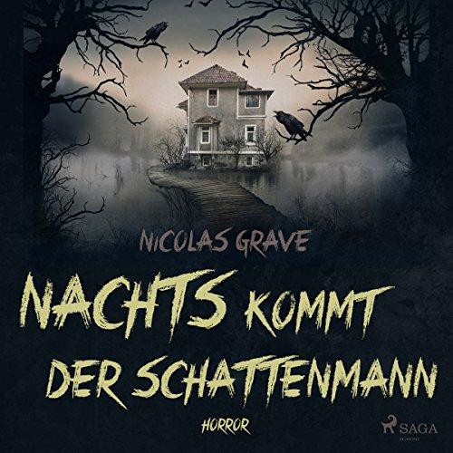 Nachts kommt der Schattenmann Titelbild