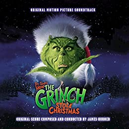 dr seuss how the grinch stole christmas cover - Grinch Christmas Song