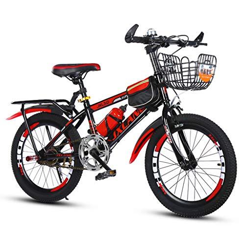 Kinderfietsen Kinderfiets variabele snelheid fiets jongen meisje fiets student mountainbike racefiets, hoge carbon stalen frame