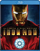 iron man blu ray special features