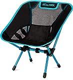 normani Kinder Campingstuhl Ultraleichter Klappstuhl 710 g - für Junge und Mädchen - Leichter Outdoorstuhl Picknickstuhl Strandstuhl Gartenstuhl mit Tragetasche
