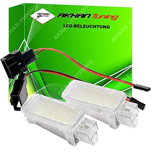 akhan-tuning ATKB43 Lumière de Coffre, Éclairage de la Porte, Éclairage intérieur, Éclairage de Plancher, Éclairage d'Entrée Modules d'Unité Complète, Plug'n Play