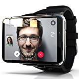 "ISPEKTRUM iS999 Android Smartwatch 2.8"" Screen Dual Camera 13 MP 4GB+64GB 2300 mAh Battery IP67 Waterproof 4G GPS WiFi Fitness Tracker HR & BP Monitor Pedometer BT 5.0 Text Call Notification"