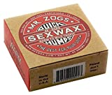 Sex Wax Surf Wax Quick Humps red Hard Surfwachs