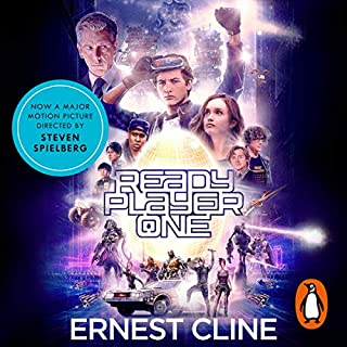 Ready Player One                   By:                                                                                                                                 Ernest Cline                               Narrated by:                                                                                                                                 Wil Wheaton                      Length: 15 hrs and 40 mins     5,745 ratings     Overall 4.7