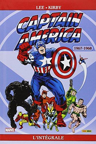 Captain America: L'intégrale 1967 (T02)