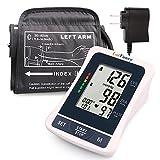 "Best LTD Blood Pressure Cuff Wrists - LotFancy Blood Pressure Monitor Upper Arm Large Cuff(12""-17"") Review"