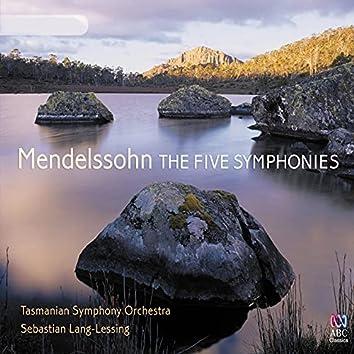 Mendelssohn: The Five Symphonies