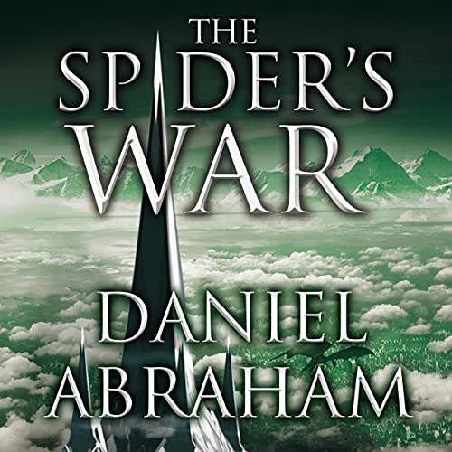 The Spider's War cover art
