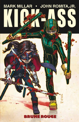 Kick-Ass T02 : Brume rouge (French Edition)