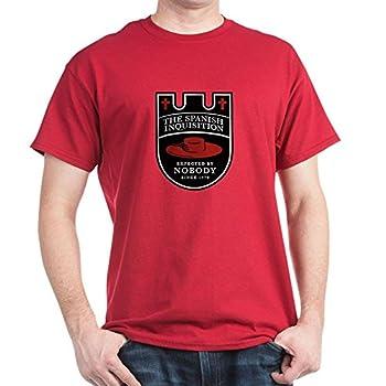 CafePress Spanish Inquisition T Shirt 100% Cotton T-Shirt Cardinal