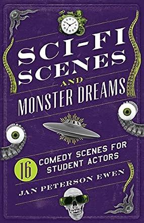 Sci-Fi Scenes and Monster Dreams