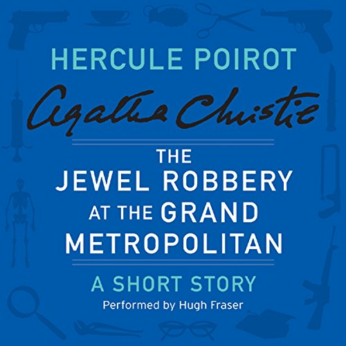 The Jewel Robbery at the Grand Metropolitan cover art