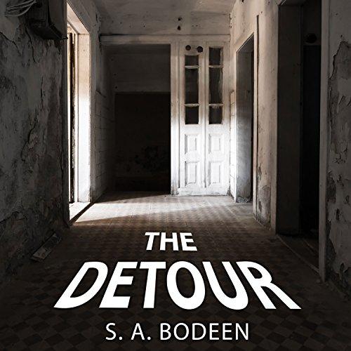 The Detour audiobook cover art