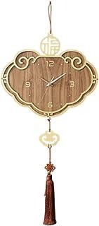 Reloj De Pared De Números Sala de estar del reloj de pared del reloj de cuarzo decorativo personalizado Reloj silenciosa c...