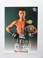 BBM2014ボクシング「The Champ Ⅱ」【内山高志】レギュラーカード23≪ボクシングカードセット≫