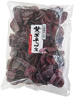 鹿児島県産アカムラサキ芋使用! 紫芋チップス 業務用 大袋 1kg(250g×4)