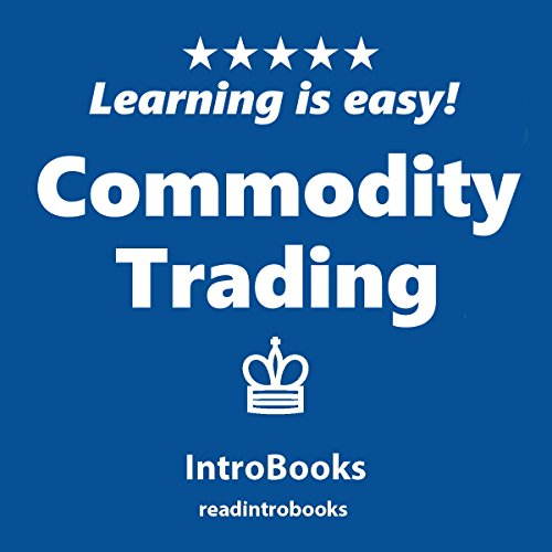 Commodity Trading audiobook cover art