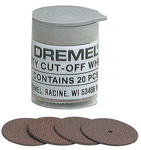 :Dremel 420 Cut Off Wheel, 3 pack/60 pcs.