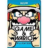 「ゲーム&ワリオ (Game & Wario)」の画像