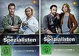 Die Spezialisten - Im Namen der Opfer: Staffel 1+2 (7 DVDs)