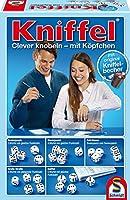 Kniffel: Clever knobeln, mit Köpfchen. Für 2 - 8 Spieler ab 8 Jahren