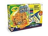 CRAYOLA- Color Spray Elettronico, Multicolore, 25-6806