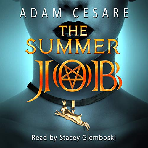 The Summer Job audiobook cover art