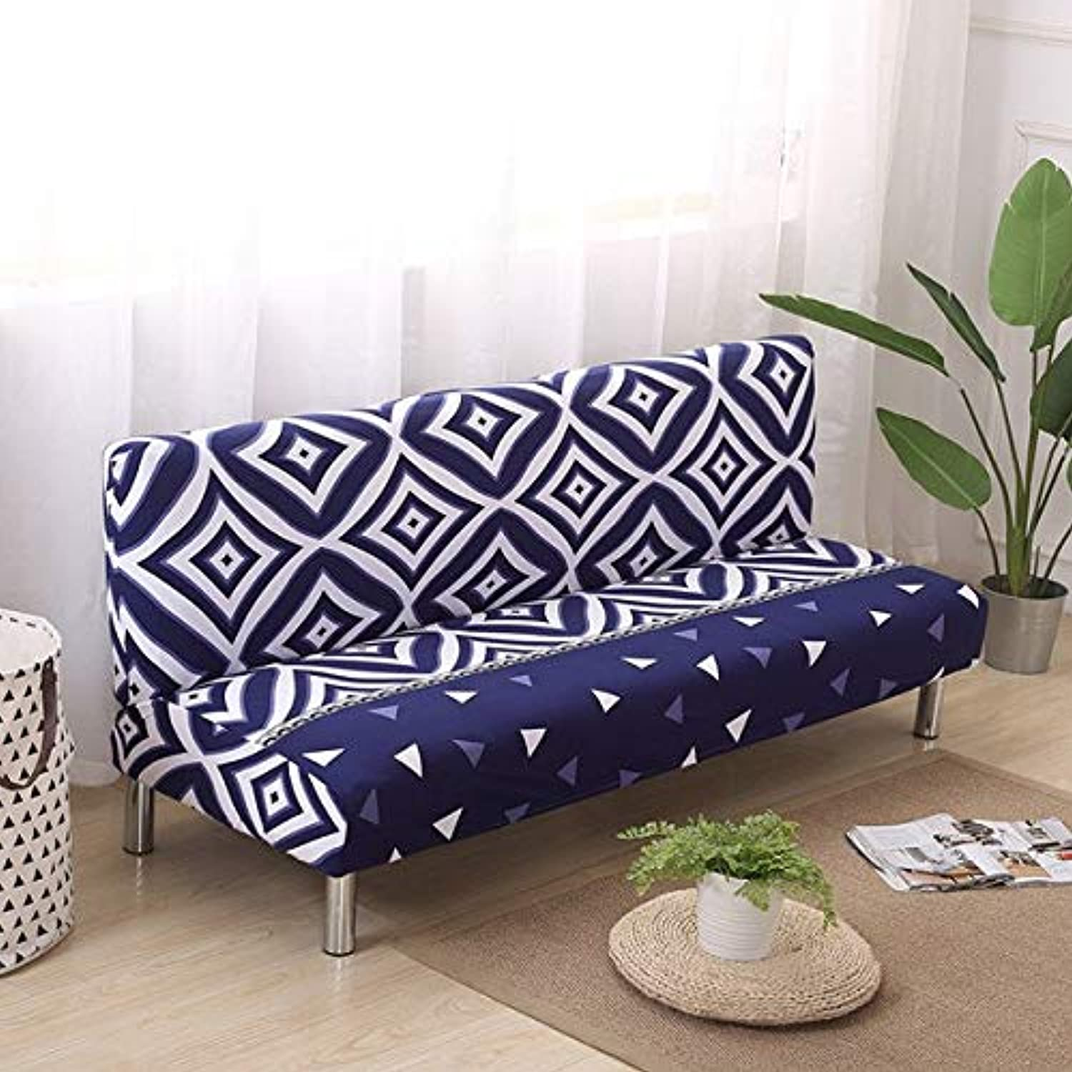 Leaves Pastoral Printing Sofa Cover Slip-Resistant Sectional Elastic Full Sofa Towel for Living Room 1 2 3 4-seater   color 19, 3seater 190-230cm