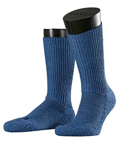 FALKE Unisex Socken Walkie Ergo U SO -16480, 1 Paar, Blau (Light Denim 6660), 44-45