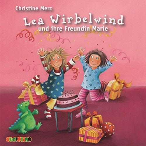 Lea Wirbelwind und ihre Freundin Marie Titelbild