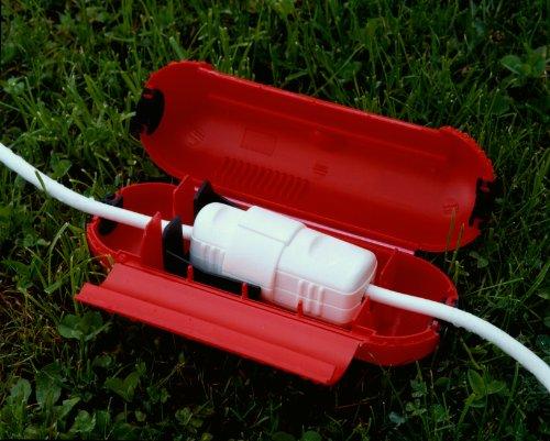 Safe Box für Verlängerungskabel