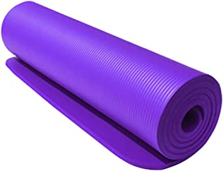 CWM Yoga Workout Mat Thick Yoga Exercise Mats for Home Gym Without Carrying Strap