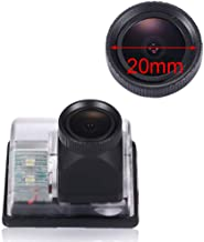 Cámara de visión Trasera HDMEU Super Starlight Pro Definition, Gran Angular, visión Nocturna, cámara de visión Trasera IP68 para Mazda 3/6/CX-5/CX-7/CX-9 2008-2011