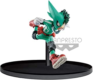Banpresto 19905 My Hero Academia Colosseum Vol.1 Izuku Midoriya Figure, Multiple Colors