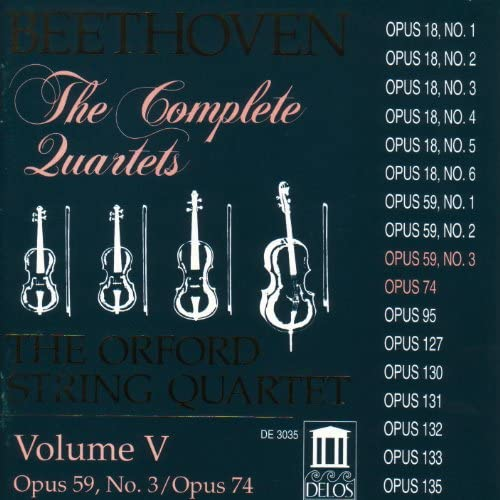 Orford String Quartet