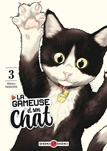 La Gameuse et son chat Edition simple Tome 3