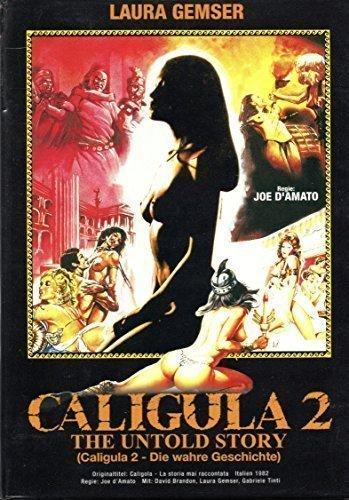 Caligula 2: The Untold Story - Uncut - Hardbox - by Laura Gemser.