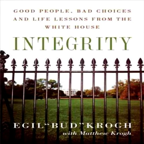 Integrity audiobook cover art