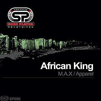 Apparel / M.A.X