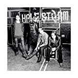 Halestorm Album Cover - Into The Wild Life Canvas Poster Wall Art Decor Print Picture Paintings for Living Room Bedroom Decoration 12×12inch(30×30cm) Unframe-style1