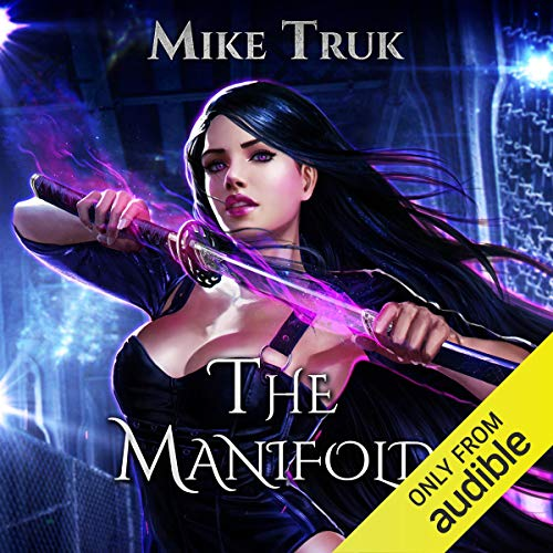 The Manifold audiobook cover art
