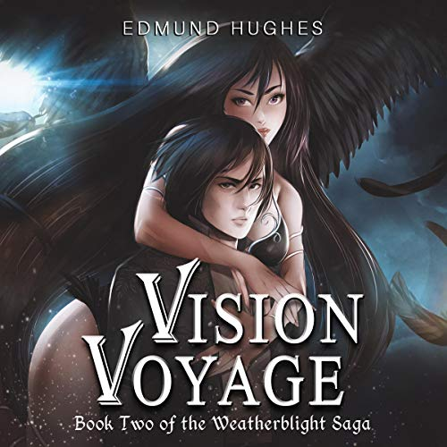 Vision Voyage  audiobook cover art