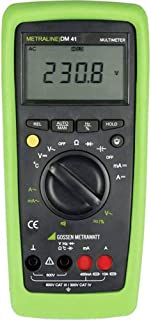 Suchergebnis Auf Für Multimeter Conrad Electronic Se Multimeter Werkzeuge Prüfgeräte Baumarkt